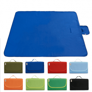 Custom Waterproof Fleece Picnic Blankets Bulk