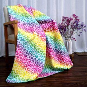 Custom Reversible Double Sided Polar Fleece Blanket 1c8510635
