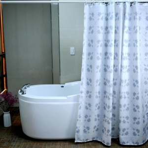 Custom Printed Modern Shower Curtains
