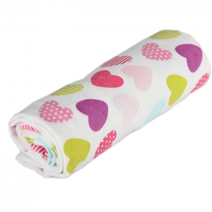 Custom Soft Cotton Swaddle Baby Wrap Blankets6